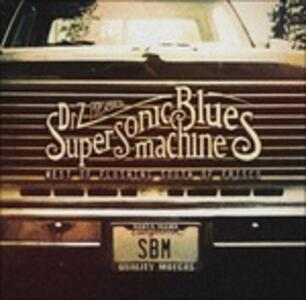 West of Flushing Sound of Frisco - Vinile LP di Supersonic Blues Machine