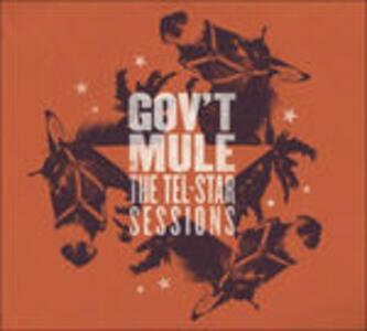 The Tel-Star Sessions - Vinile LP di Gov't Mule