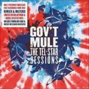 The Tel-Star Sessions - Vinile LP di Gov't Mule