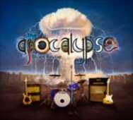CD The Apocalypse Blues Revue Apocalypse Blues Revue