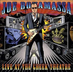 Joe Bonamassa. Live At The Greek Theatre (2 DVD) - DVD