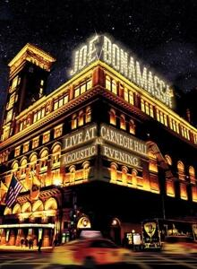 Live at Carnegie Hall. An Acoustic Evening (2 DVD) - DVD