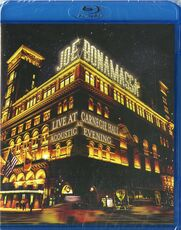 Film Live at Carnegie Hall. An Acoustic Evening (Blu-ray)