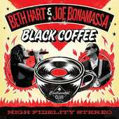CD Black Coffee Joe Bonamassa Beth Hart