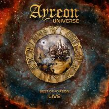 Ayreon Universe. Best of Ayreon Live - CD Audio di Ayreon