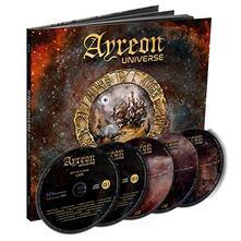 Ayreon Universe. Best of Ayreon Live (Earbook) - CD Audio + DVD + Blu-ray di Ayreon