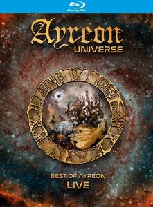 Ayreon Universe. Best of Ayreon Live (Blu-ray) - Blu-ray