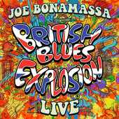 CD British Blues Explosion Live Joe Bonamassa