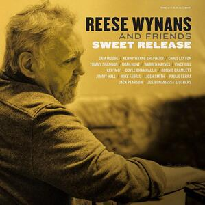 Wynans and Friends. Sweet Release - CD Audio di Reese Wynans