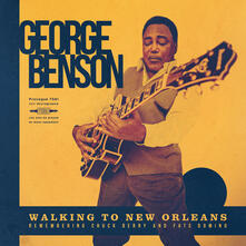 Walking to New Orleans - CD Audio di George Benson