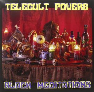 Black Meditations - Vinile LP di Telecult Powers