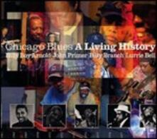 Chicago Blues. A Living History - CD Audio