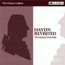 Revisited.Music For Flute - CD Audio di Franz Joseph Haydn