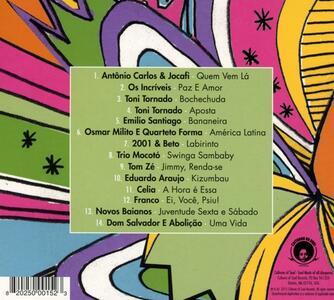 Brasileiro Treasure Box of Funk and Soul - CD Audio - 2