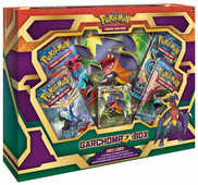 Giocattolo Pokemon. Set Garchomp EX Pokemon Company