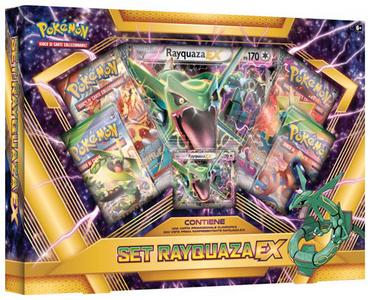 Giocattolo Pokemon. Set Rayquaza Ex Pokemon company 0