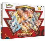 Giocattolo Pokémon. Collezione Rosso e Blu Charizard Ex Pokemon Company