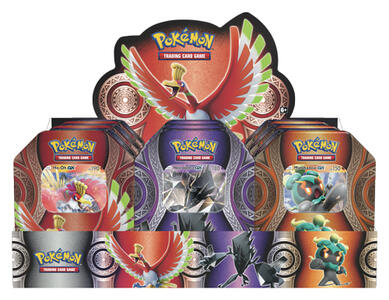 Pokemon. Tin Da Collezione Poteri Misteriosi