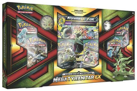Pokemon Coll. Premium Mega Tyranitar-EX - 6