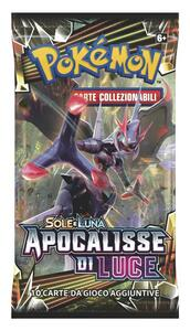 Pokemon. Apocalisse Di Luce. Busta 10 Carte