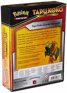 Pokemon Tapu Koko Pin Collection EN - 7