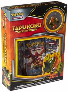 Pokemon Tapu Koko Pin Collection EN - 9
