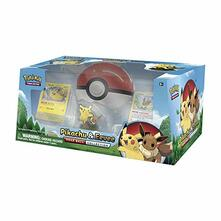 Pokemon Pikachu e Eevee Poke Ball Collection (EN)