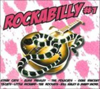 Rockabilly #1 - CD Audio