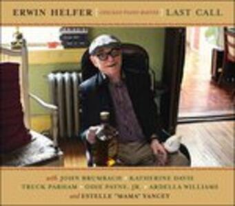 Last Call - CD Audio di Erwin Helfer