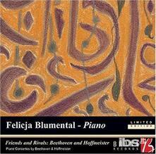 Friends And Rivals.Beetho - CD Audio di Felicja Blumental