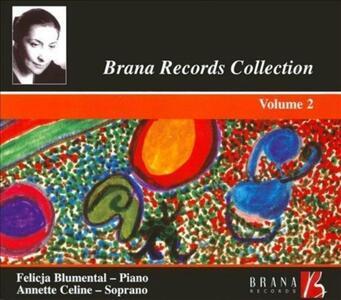Brana Records Collection - CD Audio