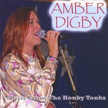 Music from the Honky Tonks - CD Audio di Amber Digby