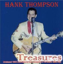Treasures - CD Audio di Hank Thompson