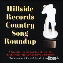 Hillside Records - CD Audio