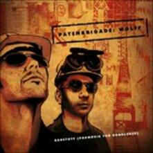 Baustoff - CD Audio di Patenbrigade Wolff