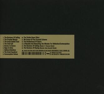 The Great Golden Goal - CD Audio di Black Lung - 2