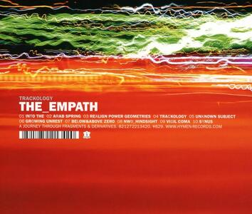 Trckology - CD Audio di Empath - 2