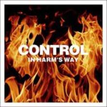 In Harm's Way - CD Audio di Control