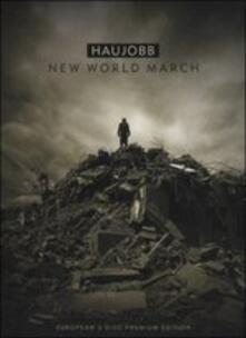 New World March (Limited Edition) - CD Audio di Haujobb