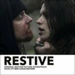 Restive - CD Audio di Ben Lukas Boysen