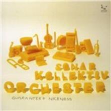 Guaranteed - CD Audio di Sonar Kollektiv Orchestra