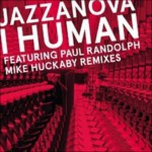 I Human Feat. Paul Randolph - Vinile LP di Jazzanova