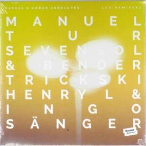Lux Remixes Vol.1 - Vinile LP di Paskal & Urban Absolutes