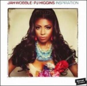 Inspiration - Vinile LP di Jah Wobble,PJ Higgins