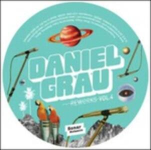 Reworks vol.4 - Vinile 7'' di Daniel Grau