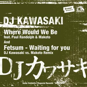 Where Would We Be - Vinile LP di DJ Kawasaki