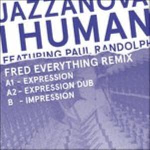 I Human Feat. Paul - Vinile LP di Jazzanova