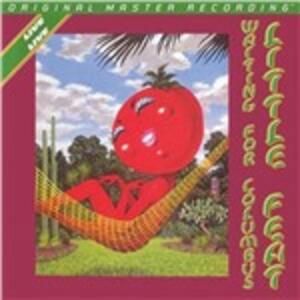 Waiting for Columbus - CD Audio di Little Feat
