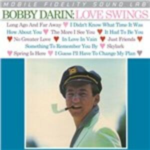 Love Swings - Vinile LP di Bobby Darin