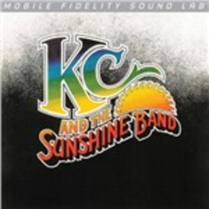 KC & the Sunshine Band - Vinile LP di KC & the Sunshine Band